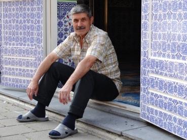 Moskee bezoek Den Haag DSC01838