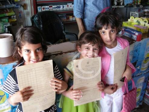 dscn1151 Op de grens van Syrië en Jordanië